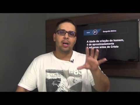 Видео Curso de teologia ead