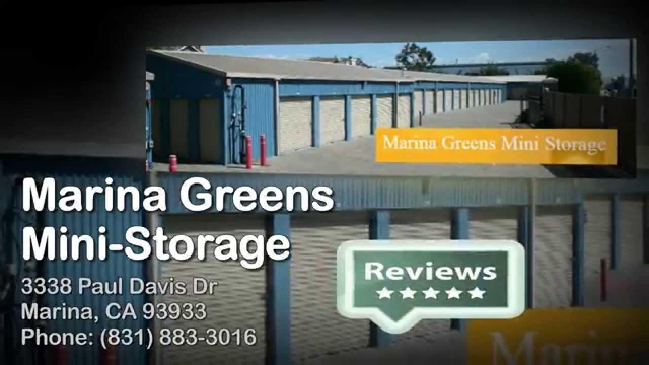 Marina Greens Mini Storage - REVIEWS - Marina CA Storage Units Reviews & Marina Greens Mini Storage - REVIEWS - Marina CA Storage Units ...