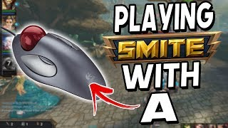 Baixar Playing SMITE With A TRACKBALL MOUSE!