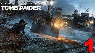 Rise of The Tomb Raider Gameplay - Can't Stop Bleeding - Ep1