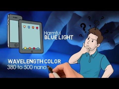 SmarterOptics - Why is Blue Light Bad?