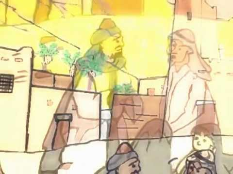FIHA KHIR full cartoon movie made in Morocco
