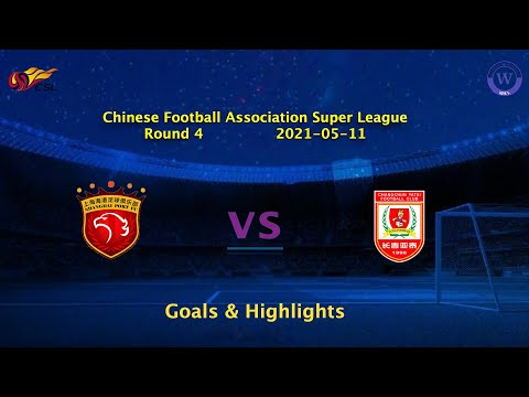 Shanghai SIPG Changchun Yatai Goals And Highlights
