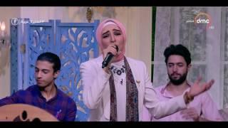 السفيرة عزيزة - المطربة الشابة / هلا رشدي ... تبدع وتتألق في الغناء لـ فايزة أحمد