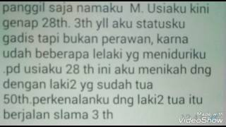 Video Curhat suami penis kecil download MP3, 3GP, MP4, WEBM, AVI, FLV Februari 2018