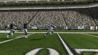 Madden NFL 08 PC Gameplay