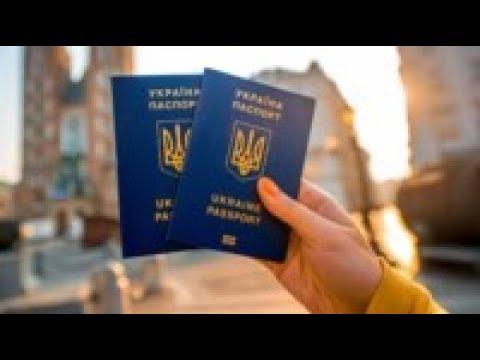 Как получить украинский паспорт крымчанину