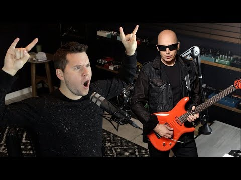 "Joe Satriani – ""Thunder High On The Mountain"" (REACTION)"