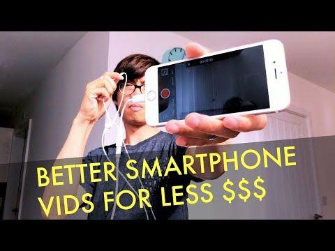 10 Tips/Hacks for Better Smartphone Videos