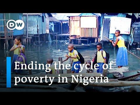 School offers rare hope for kids in Lagos fishing slum   DW News