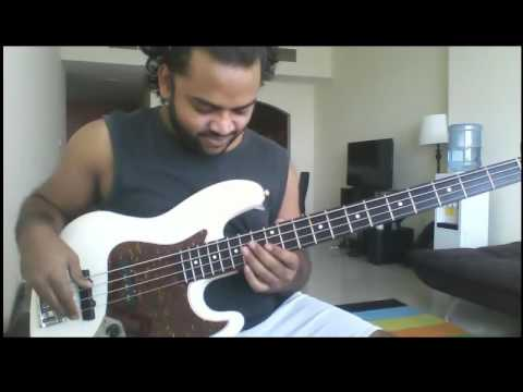 Port of Entry solo transcription
