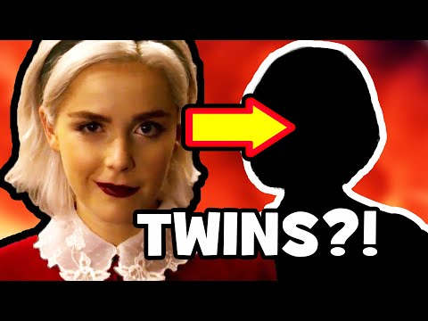 SABRINA Has An EVIL TWIN? - Chilling Adventures of Sabrina Theory