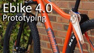 Electric Bike 4.0 - Prototyping