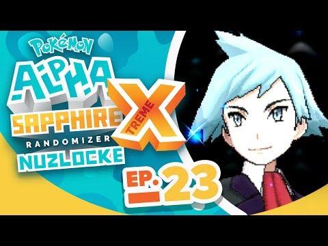 THE CHAMPION OF HOENN! - Pokémon Alpha Sapphire Extreme Randomizer Nuzlocke w/ Supra! Episode #23