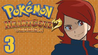 Pokemon HeartGold (Blind) -3- My Rival