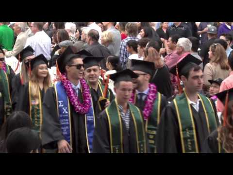 College of Engineering Commencement 2016