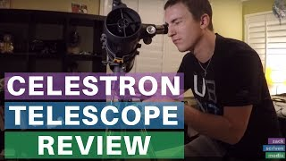 celestron AstroMaster 114 Telescope - Review
