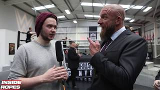 Triple H On NXT Call-Ups Trying to Make It On WWE Main Roster