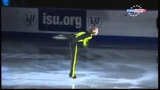видео: Юлия Липницкая (Julia Lipnitskaya) 2013 SC EX B ESP2
