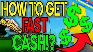 HOW TO GET FAST MONEY IN BOKU NO ROBLOX REMASTERED!? | ROBLOX | Builderboy TV