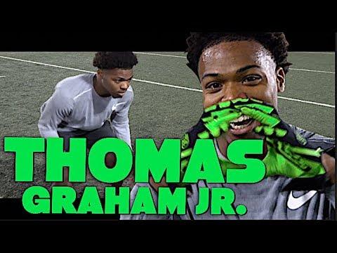🔥🔥 Oregon Defensive Back   Thomas Graham JR.   Slight Work   Los Angeles (CA)