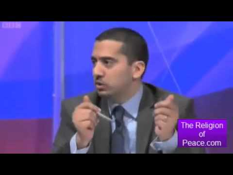 Douglas Murray and Mehdi Hasan on Question Time (HighLights) 1/2