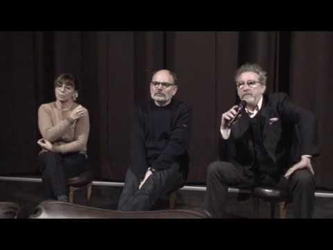 Rencontre autour du film La villa (Robert Guédiguian,Ariane Ascaride, Jean-Pierre Darroussin)