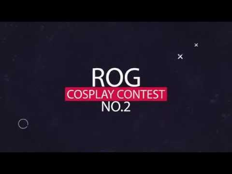 ROG Cosplay Contest No.2 | ASUS