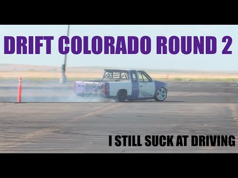 DRIFT COLORADO Rd. 2 Drift truck fixed?