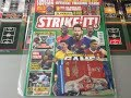 PANINI STRIKE IT MAGAZINE #84 ***NEW WORLD CUP 2018 LIMITED EDITION GIFT***