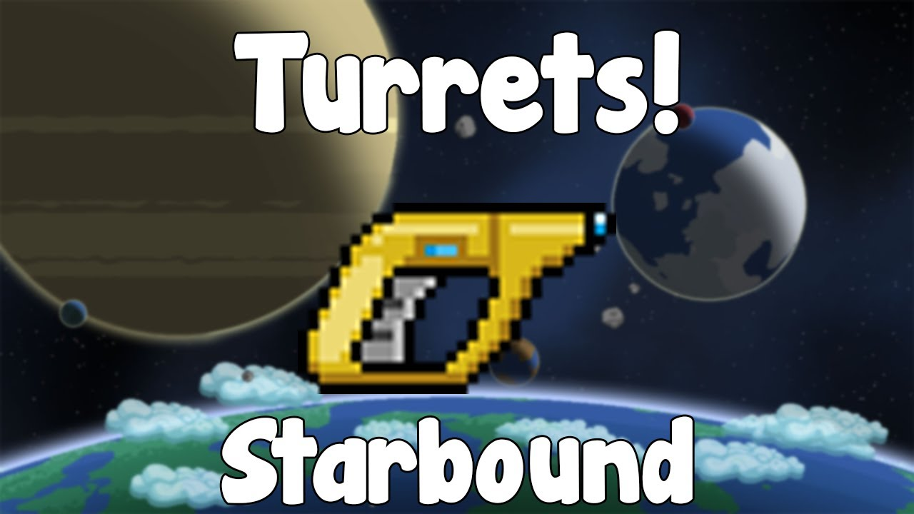 turrets automated defenses starbound guide gullofdoom guide rh youtube com Wire Removal Tool Phone Wiring Tools
