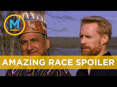 The latest team eliminated from the Amazing Race Canada is...