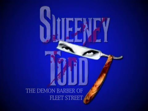 Sweeney Todd - McCluer High School