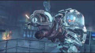 нападение на особняк уэйнов(Batman: Arkham Origins:ледяное сердце)прохождение#1