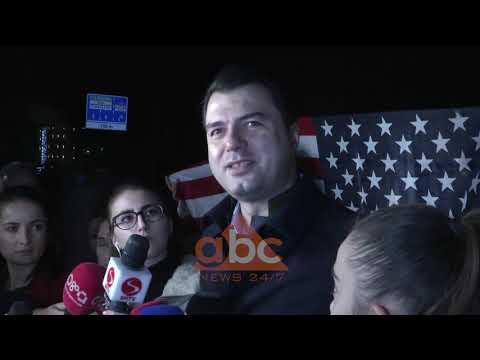 Basha ne mbeshtetje te banoreve te Unazes se Re   Abc News Albania