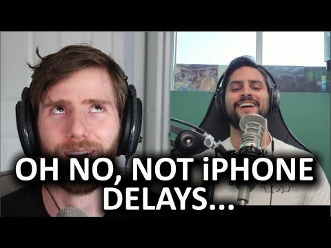 iPhone 12 Delays. OH NO! - WAN Show July 31, 2020