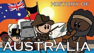 Die Animierte Geschichte von Australien