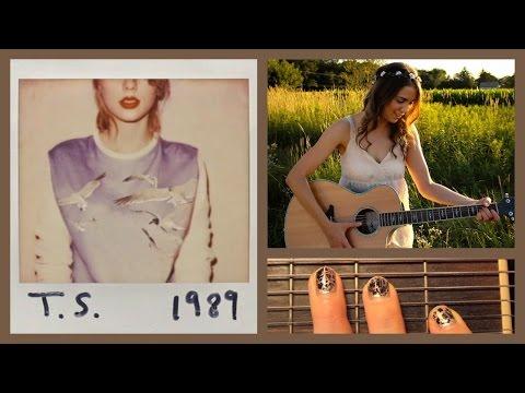 Shake It Off - Taylor Swift Guitar Tutorial