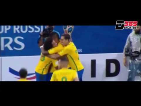 Brasil vs Paraguay (3-0) Eliminatorias Rusia 2018 / Deportes 365