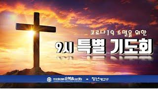 [442일째]  9시 특별 기도회 (여의도 순복음교회 …