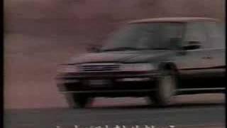 1989 Honda Ascot Ad