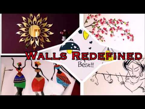 Wall Stickers II Easy and Affordable Home decor