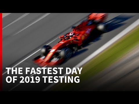 'Ferrari can go even quicker' - F1 testing's fastest day yet