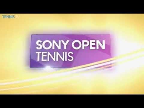 Nadal & Djokovic Meet In the 2014 Sony Open Tennis Final
