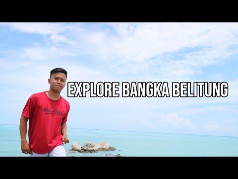 pantai-tikus---sungailiat---bangka-belitung-#hensvlog-vlog-explore-bangka-belitung-part-2