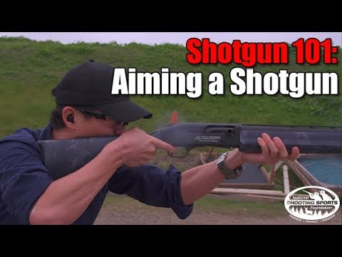 How to Aim a Shotgun - Shotgun 101 with Top Shot Chris Cheng