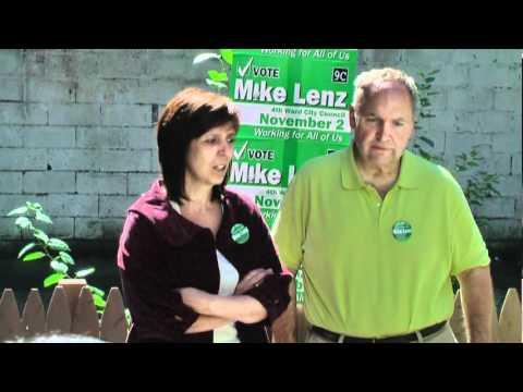 Carol Marsh Speaks at Mike Lenz Campaign HQ 10-02-2010