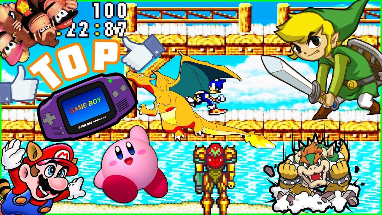 Top 10 Los Mejores Juegos De Game Boy Advance Recomendado 2016