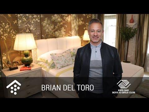 Kips Bay Decorator Show House 2018: Brian Del Toro's sweet and feminine bedroom design