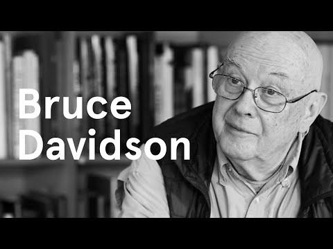 Bruce Davidson -